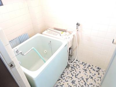 【浴室】コーポ清水
