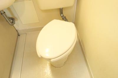 【トイレ】パルム日吉