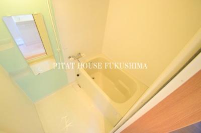 【浴室】ブリリオ野田阪神