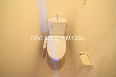【トイレ】ブリリオ野田阪神