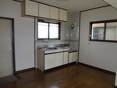 【キッチン】野口ハイツ