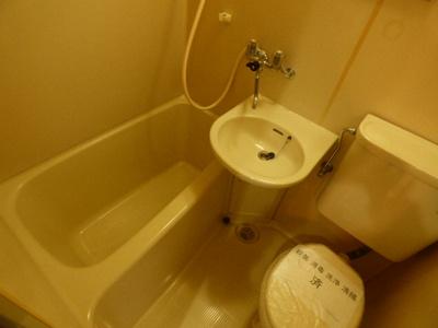 【浴室】元町壱番館