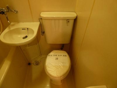 【トイレ】元町壱番館