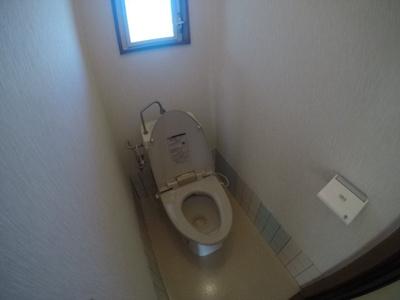 【トイレ】平成コーポ