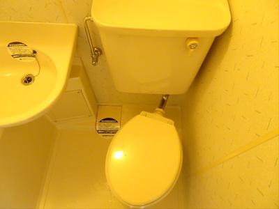 【トイレ】ハイツクレイン