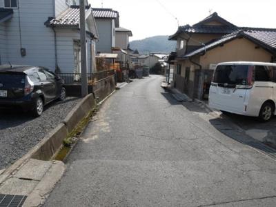 【周辺】津山市二宮 売土地150坪