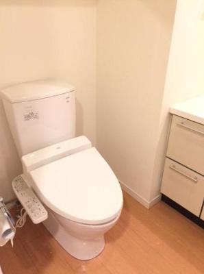 【トイレ】HF青葉台レジデンス