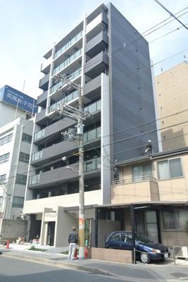 【外観】レオンヴァリエ福島野田