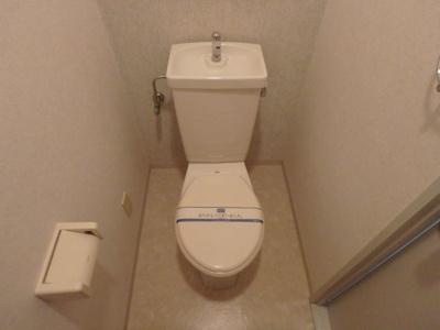 【トイレ】グランドール杉の木