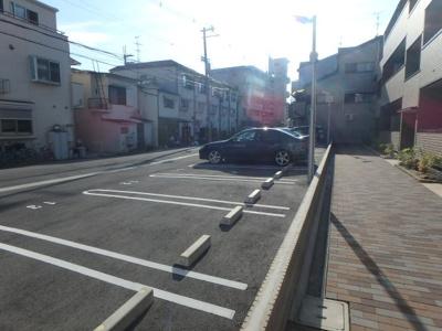 【駐車場】コンフォールミタニ