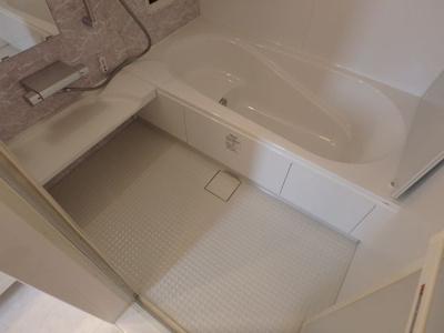 【浴室】グレイスコートB棟