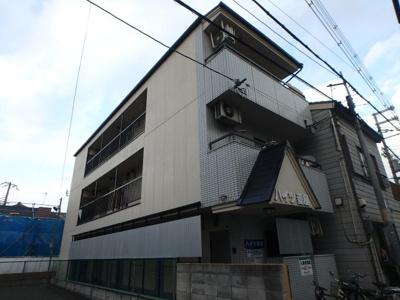 【外観】ハイツ菱屋