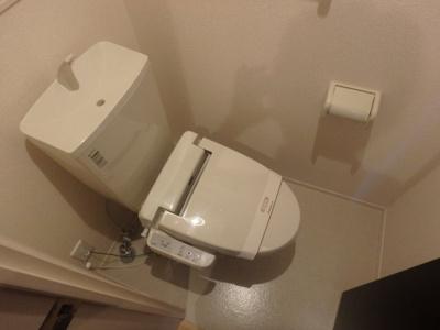 【トイレ】グレースC棟