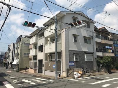 【外観】ジャルディーノ弐番館