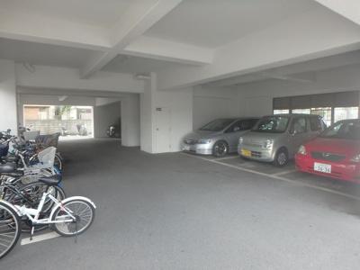 【駐車場】五百石マンション