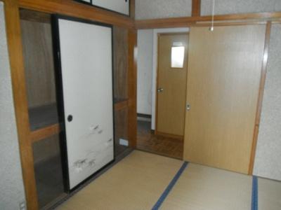 【寝室】ともアパート