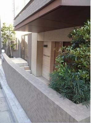 【エントランス】渋谷フィ・モード