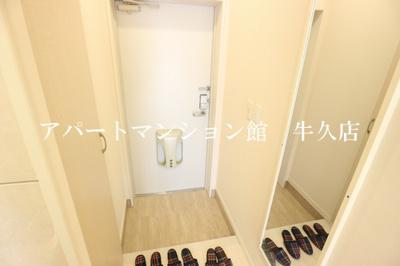 【玄関】エンプレスⅡ