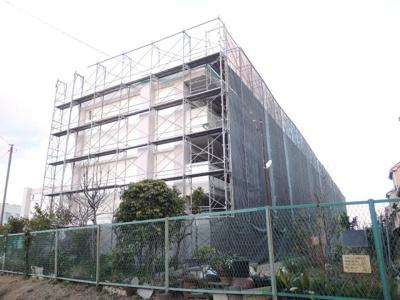 【外観】久良岐ヶ丘住宅1号棟