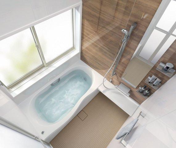【浴室】堺市南区庭代台1丁新築一戸建B号地(庭代台小学校)
