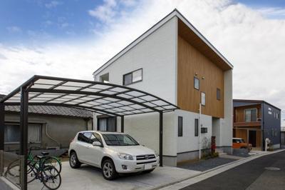 【完成予想図】堺市南区庭代台1丁新築一戸建B号地(庭代台小学校)