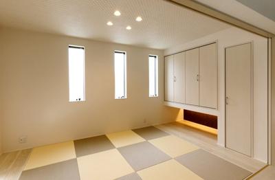【和室】堺市南区庭代台1丁新築一戸建B号地(庭代台小学校)