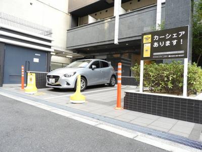 【駐車場】クリスタルグランツ心斎橋EAST