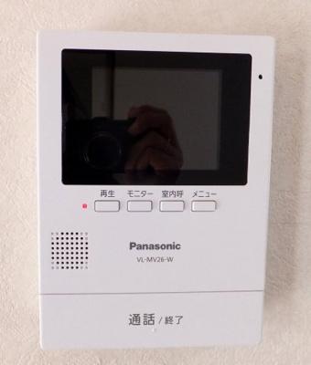 【セキュリティ】グランシード府中Ⅱ