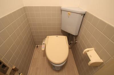 【トイレ】ビュラ田園調布