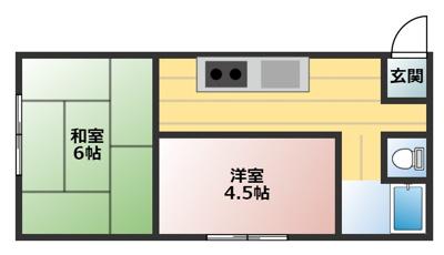 【外観】スカイハイツ73