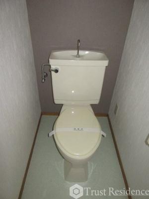 【トイレ】プラーズ千束