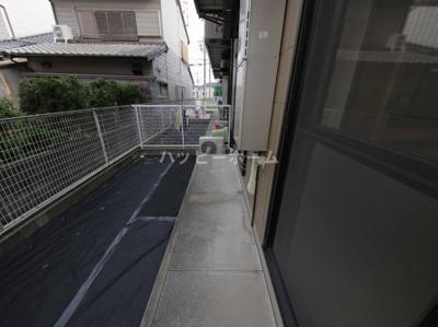 【玄関】ライフピア新町