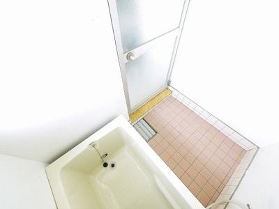 【浴室】さいきハイツ