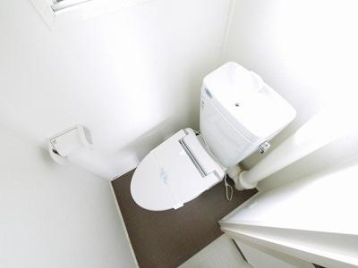 【トイレ】さいきハイツ