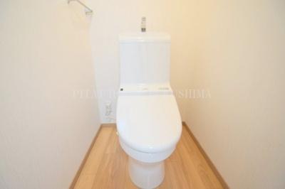 【トイレ】野田ハウスⅢ