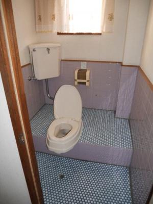 【トイレ】川崎 貸事務所16坪