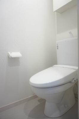 リブリ・ドリームIIのトイレ