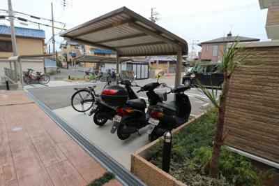 【駐車場】メープルコート上野 Ⅱ