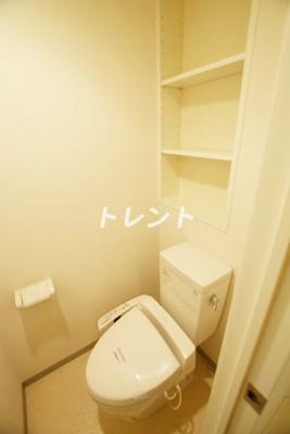 【トイレ】カーサデルソル小石川