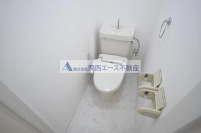 【トイレ】ロイヤルヴィラ・壱番館