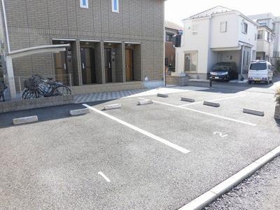 【駐車場】マロンコート