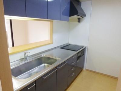 【キッチン】ハイツ甲四公園