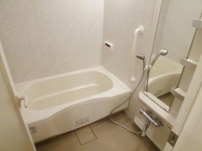 【浴室】ハイツ甲四公園