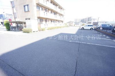 【駐車場】ハイツYOSHIHARU