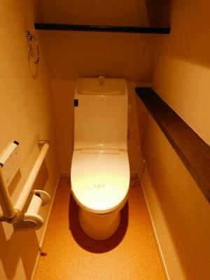 【トイレ】レコルト