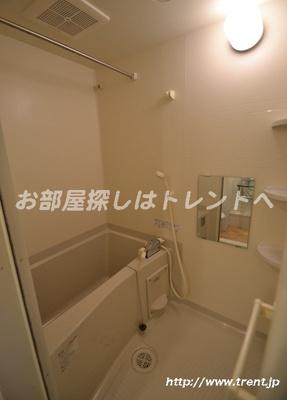 【浴室】モデュロール渋谷本町