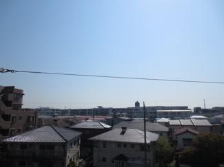 【展望】プレミール梶ヶ谷