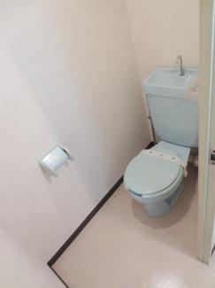 【トイレ】プレミール梶ヶ谷