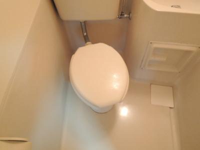 【トイレ】グランメール平野