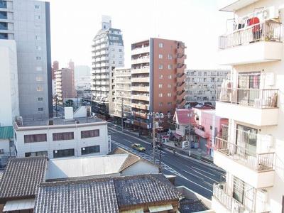 【展望】プレール・ドゥーク門前仲町Ⅱ